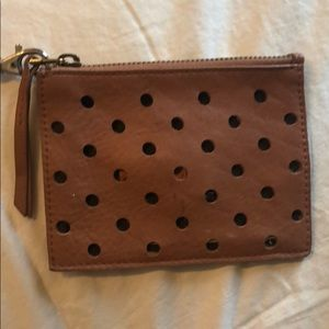 Good condition madewell pouch